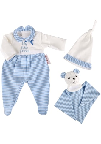 Käthe Kruse Puppenkleidung »Schlafanzug Set blau«, (3 tlg.) kaufen