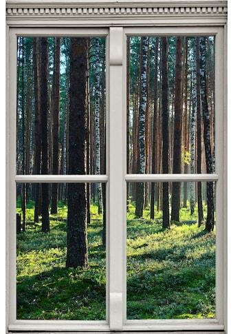 queence Wandsticker »Wald« kaufen