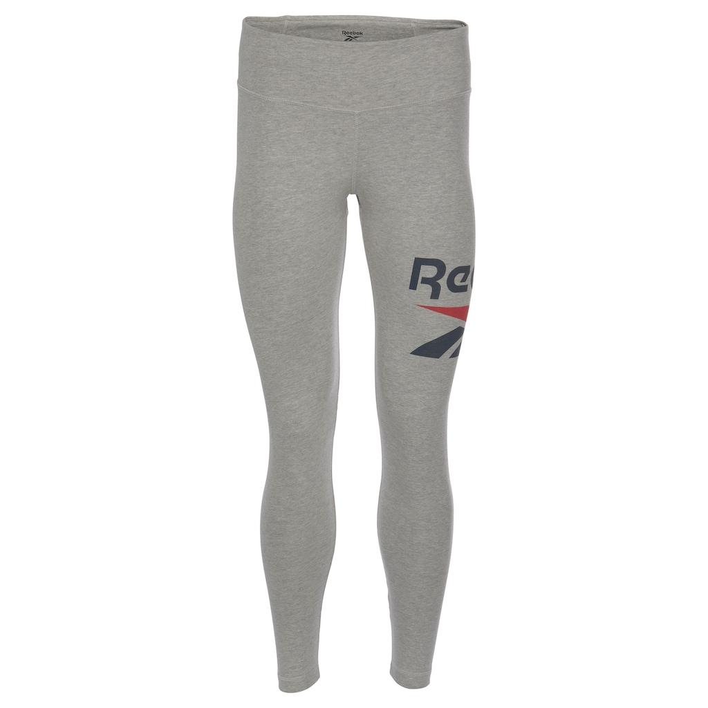 Reebok Leggings »RI BL Cotton Legging«