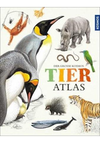 Buch »Der große Kosmos Tieratlas / DIVERSE« kaufen