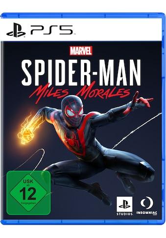 PlayStation 5 Spiel »Marvel's Spider-Man: Miles Morales«, PlayStation 5 kaufen