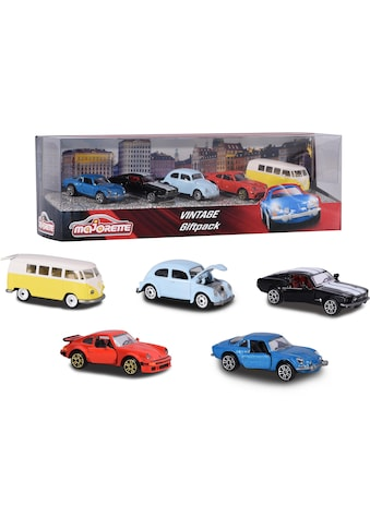"majORETTE Spielzeug - Auto ""Vintage"" (Set, 5 - tlg.) kaufen"