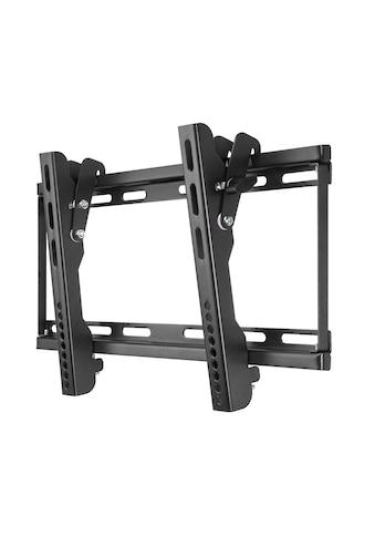 """goobay Ultraflacher, neigbarer Halter für TVs bis 140 cm (55"""") »TV EasyFlex Slim L« kaufen"""
