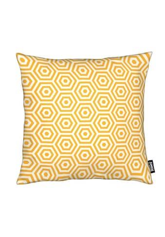 Dekokissen, »Yellow Beehive«, Juniqe kaufen