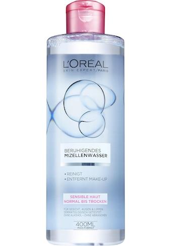 L'ORÉAL PARIS Gesichtswasser »Mizellenwasser Sensitiv« kaufen