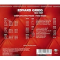 Musik-CD »Grieg:Complete Lyric Pieces,Piano Music / Austboe,Hakon«