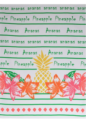 stuco Geschirrtuch »Tropic Fruits« kaufen