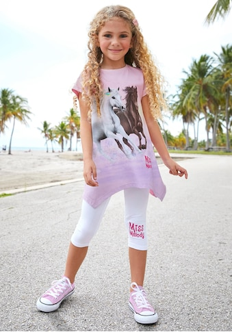 Miss Melody Shirt & Leggings, mit schönem Pferdemotiv kaufen