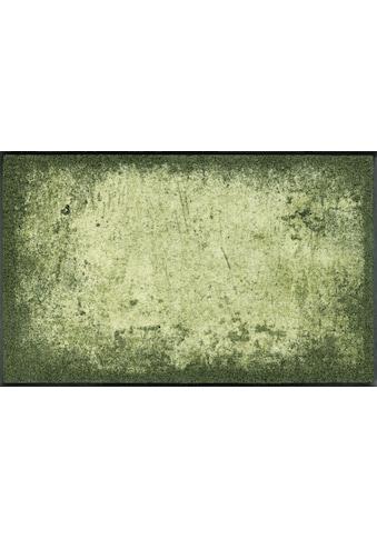 wash+dry by Kleen-Tex Teppich »Shades of Grey«, rechteckig, 7 mm Höhe, Wohnzimmer kaufen