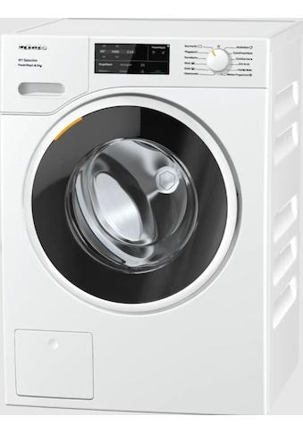 Miele Waschmaschine, WSG363 WCS PWash W 1, 9 kg, 1400 U/min kaufen