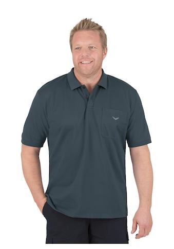 Trigema Polohemd mit Brusttasche kaufen