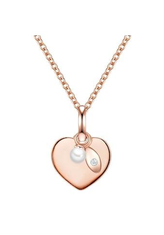 Valero Pearls Herzkette »Y902« kaufen