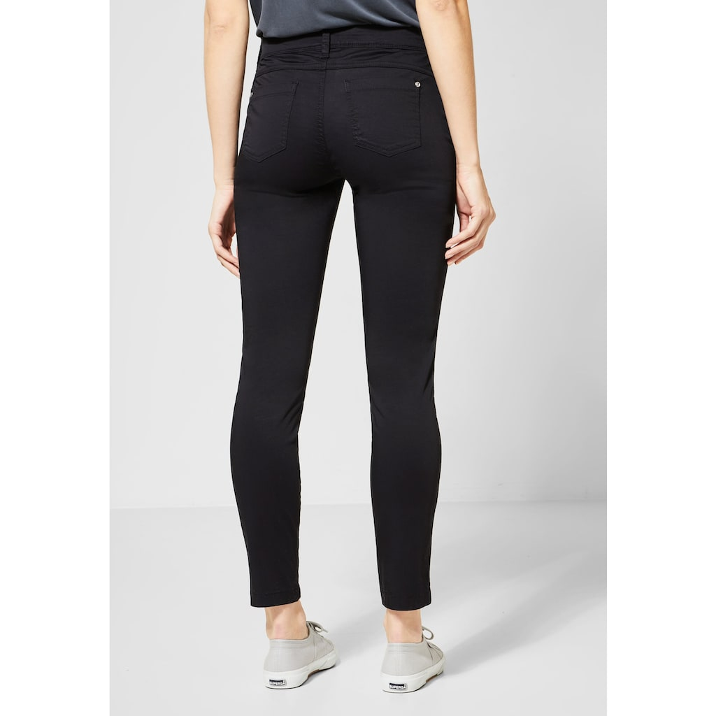 STREET ONE Comfort-fit-Jeans, 4-Pocket Style