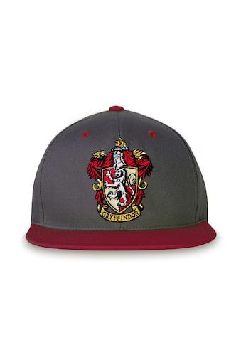 LOGOSHIRT Snapback Cap »Harry Potter Gryffindor«, mit lizenziertem Originaldesign kaufen