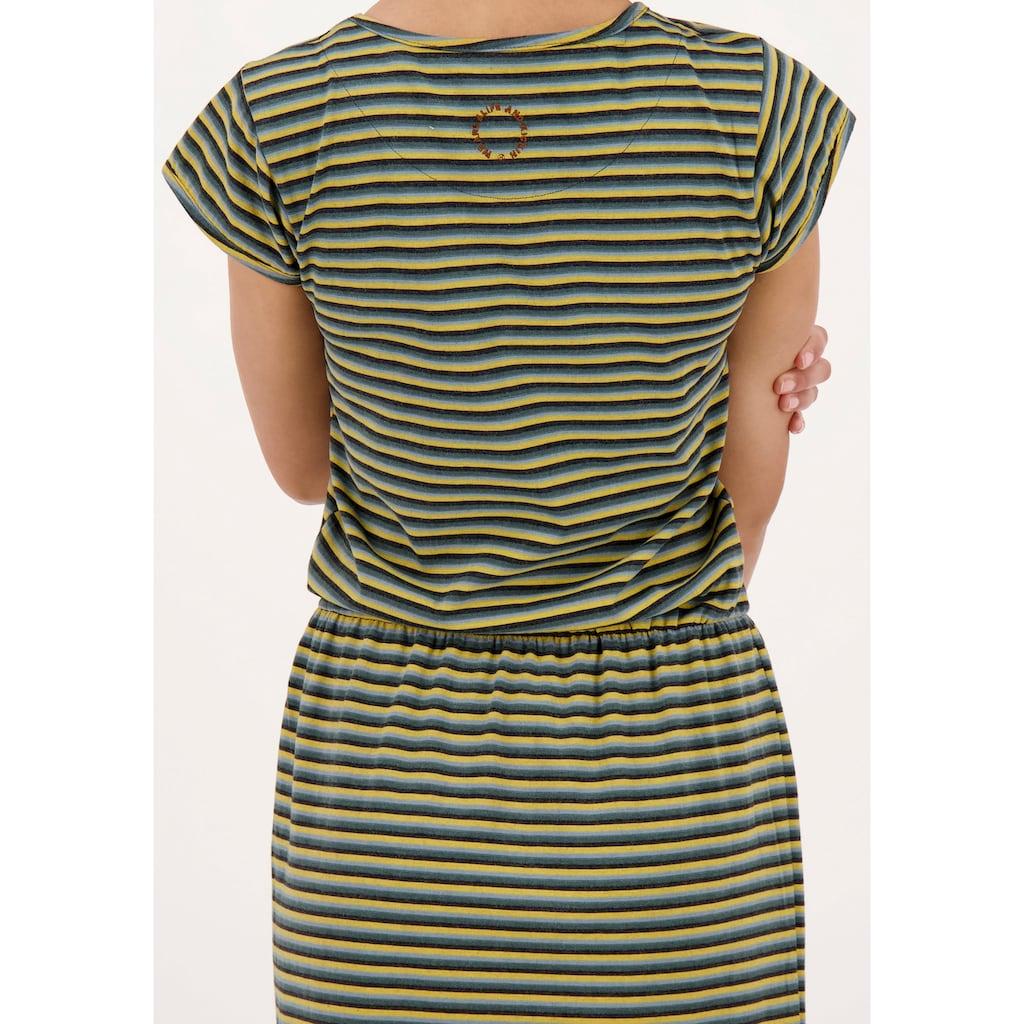 Alife & Kickin Jerseykleid »ShannaAK«, sommerliches Kleid in schönen Farben