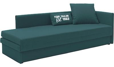 TOM TAILOR Schlafsofa »GUEST«, mit 2 Kissen, Lehne wahlweise links oder rechts kaufen