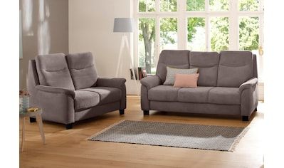 Home affaire Sitzgruppe »Bocca«, mit Federkern, incl. Kopfteilverstellung kaufen