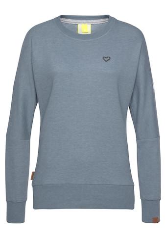 Alife & Kickin Sweatshirt »DarlaAK«, modischer Sweater mit Rundhalsausschnitt &... kaufen