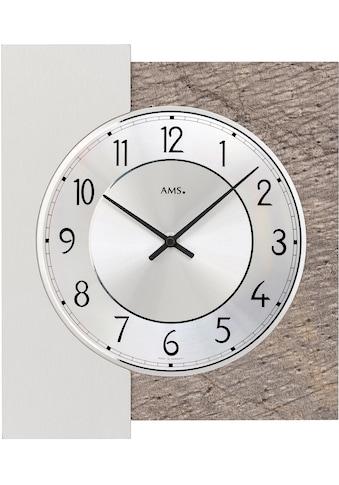 AMS Wanduhr »W9580« kaufen
