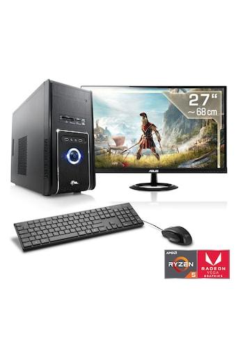 CSL PC-Komplettsystem »Sprint T8516 Windows 10 Home« kaufen
