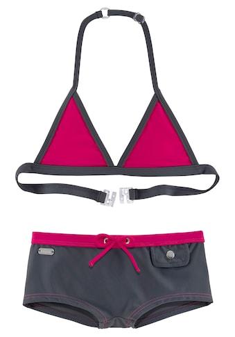 Buffalo Triangel-Bikini, mit trendiger Hotpants kaufen