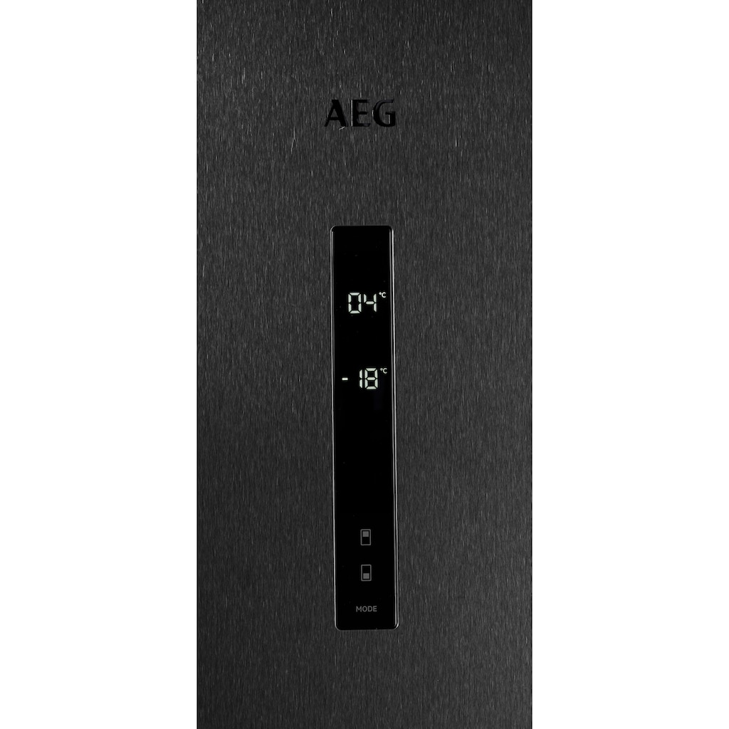 AEG Kühl-/Gefrierkombination »RCB736D5«