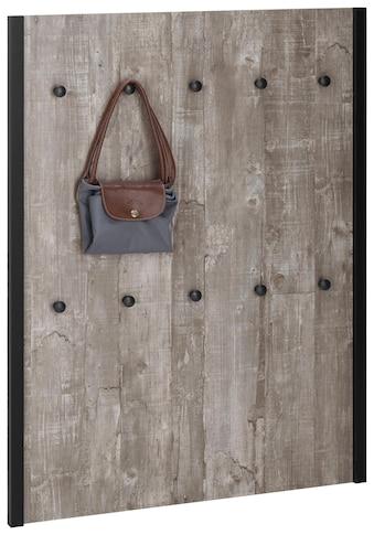 Home affaire Garderobenpaneel »Chris« kaufen