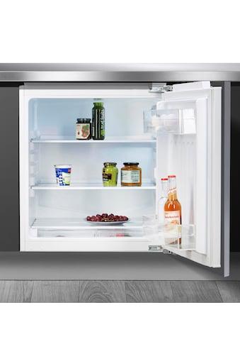 Amica Einbaukühlschrank, 81,8 cm hoch, 60 cm breit kaufen