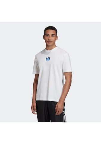 adidas Originals T - Shirt »3D TREFOIL GRAPHIC« kaufen