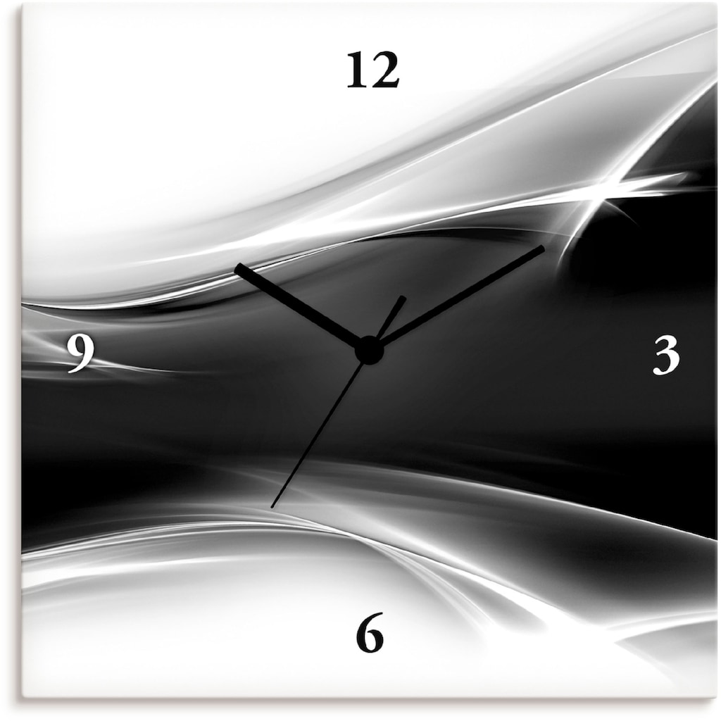 Artland Wanduhr »Kreatives Element«