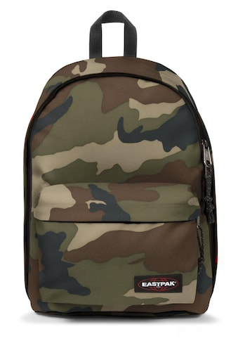 Eastpak Laptoprucksack »OUT OF OFFICE, Camo«, enthält recyceltes Material (Global... kaufen