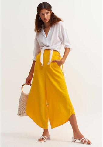 OXXO Culotte, mit stylischem Gürtel kaufen