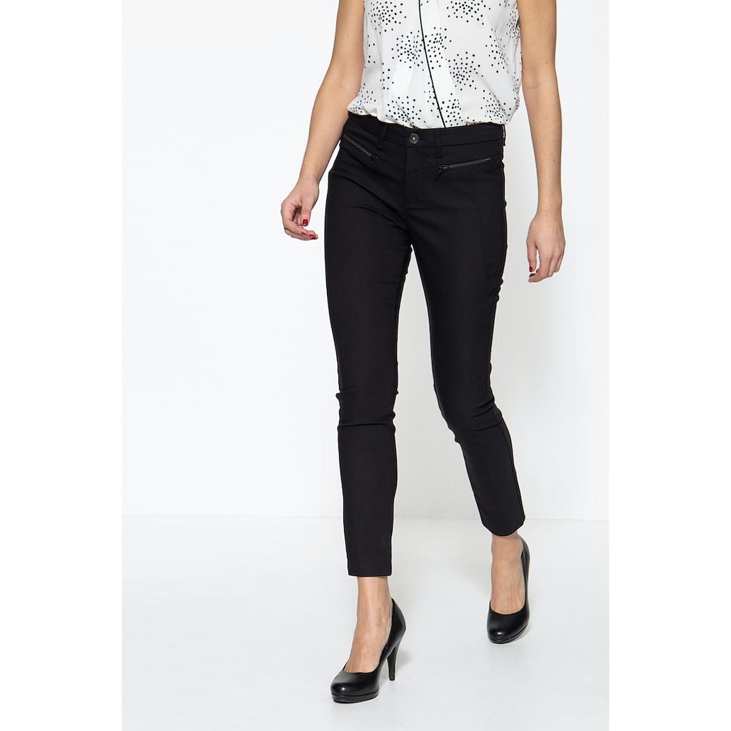 ATT Jeans Stretch-Hose »Rachel«, im chicen Design