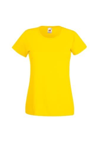 Fruit of the Loom T-Shirt »Lady-Fit Damen« kaufen