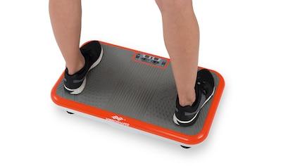 VibroShaper™ Vibrationsplatte »Vibroshaper - Power Edition«, 200 W, 3 Intensitätsstufen, (Set), zusätzlich mit 2 stärkeren Trainingsbändern kaufen