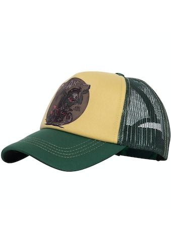 KingKerosin Baseball Cap »Freak«, mit wattierter Front und Motiv-Print kaufen