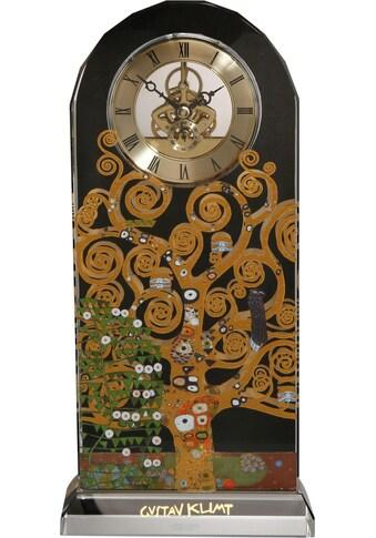 Goebel Tischuhr »Gustav Klimt, Lebensbaum, 66879861« kaufen