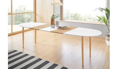 Esstisch »Oskar«, zum Ausziehen (160-280 cm) kaufen