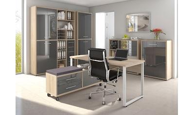 Maja Möbel Highboard »Set+ 1685«, mit optimaler Regaltiefe für Ordner kaufen