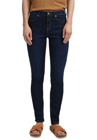 Esprit Collection Slim-fit-Jeans, in toller dunkler Waschung kaufen