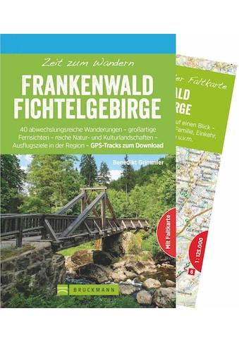 Buch »Zeit zum Wandern Frankenwald Fichtelgebirge / Benedikt Grimmler« kaufen
