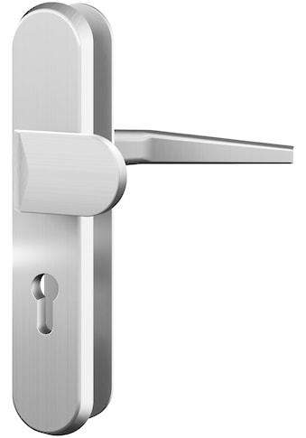 BASI Schutz-Drückergarnitur, Vollmaterial Aluminium kaufen