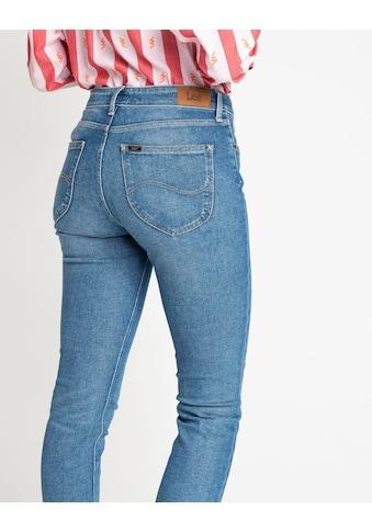 Lee® Slim-fit-Jeans »Elly«, Mid Waist kaufen