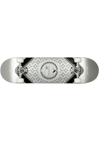 Playlife Skateboard »Heavy Metal Silver« kaufen