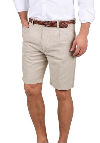 Indicode Shorts »Ledian«, (mit Gürtel), kurze Hose kaufen