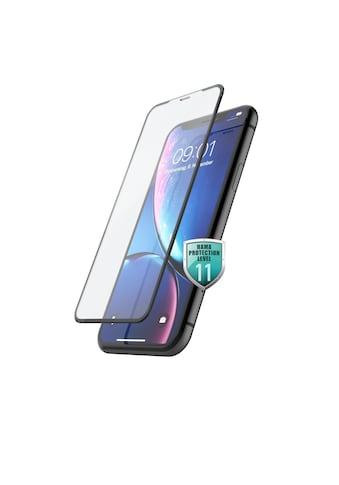 Hama 3D-Full-Screen-Schutzglas für Apple iPhone 11/ iPhone XR kaufen