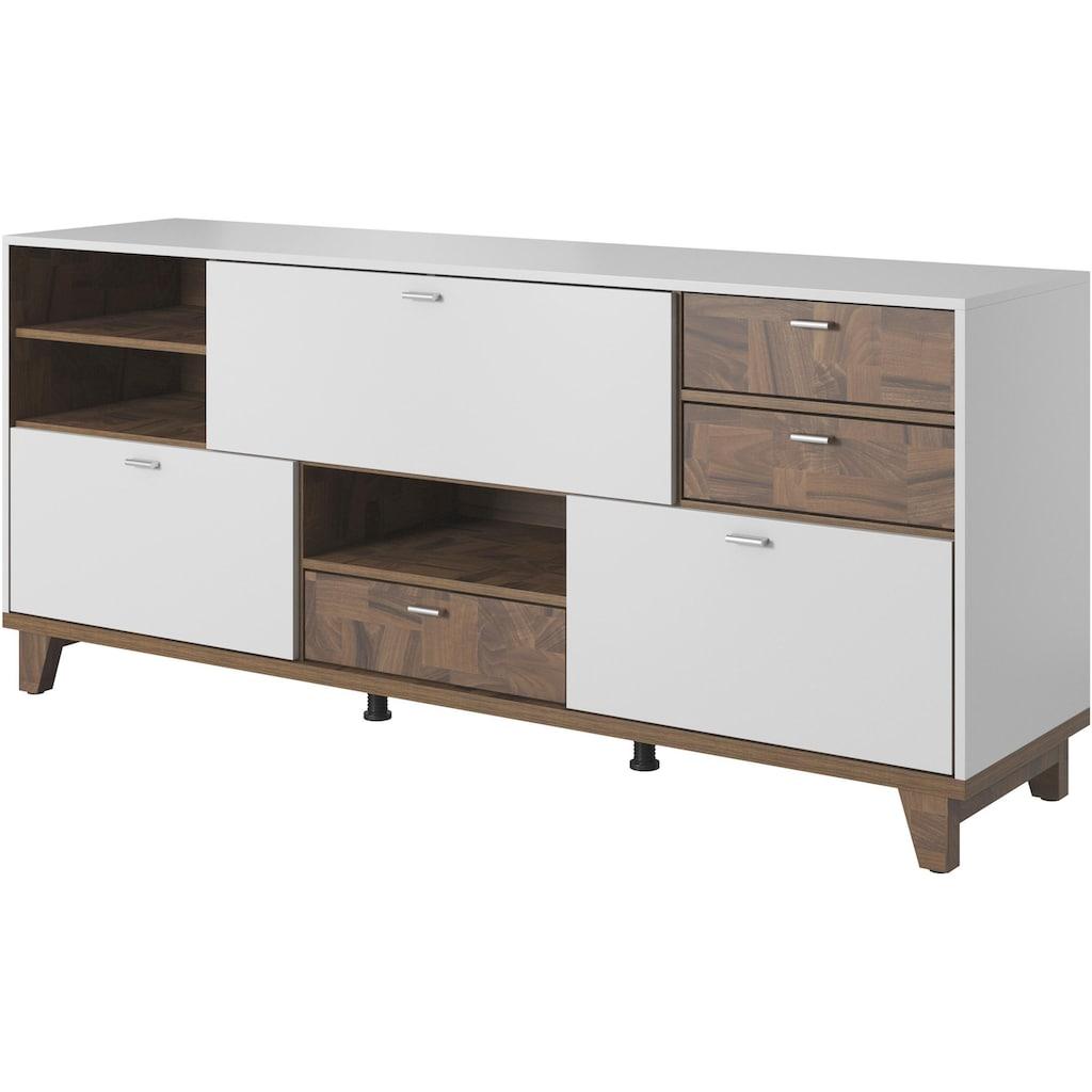 TRENDMANUFAKTUR Sideboard »Move«, Breite 186,5 cm
