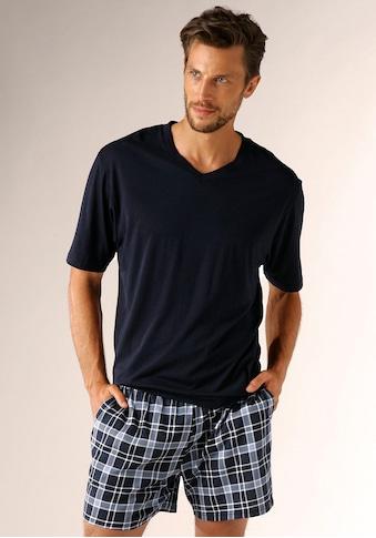s.Oliver Bodywear Shorty, mit seitlichen Eingrifftaschen kaufen