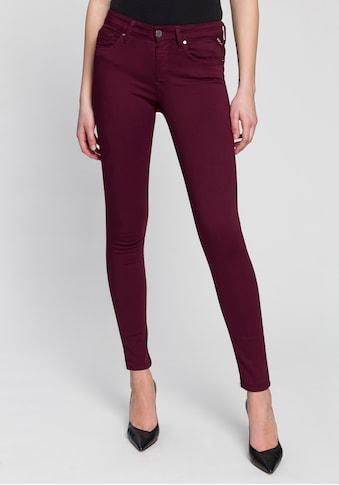 Replay Skinny-fit-Jeans »New Luz«, im Five-Pocket-Style kaufen