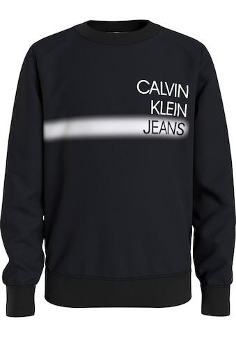 Calvin Klein Jeans Sweatshirt kaufen